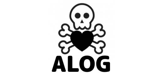ALOG タイトルロゴ