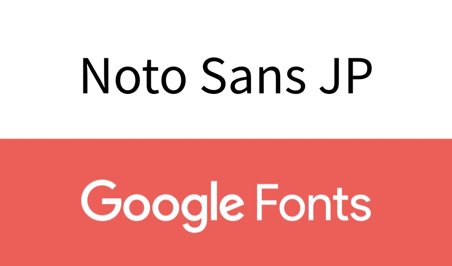 Noto Sans JP Google Fonts
