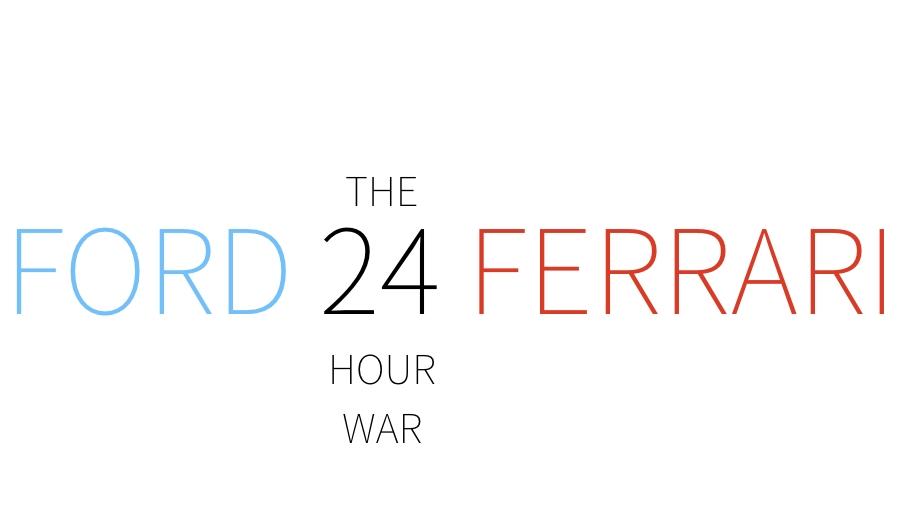 24時間戦争 フォードvsフェラーリ