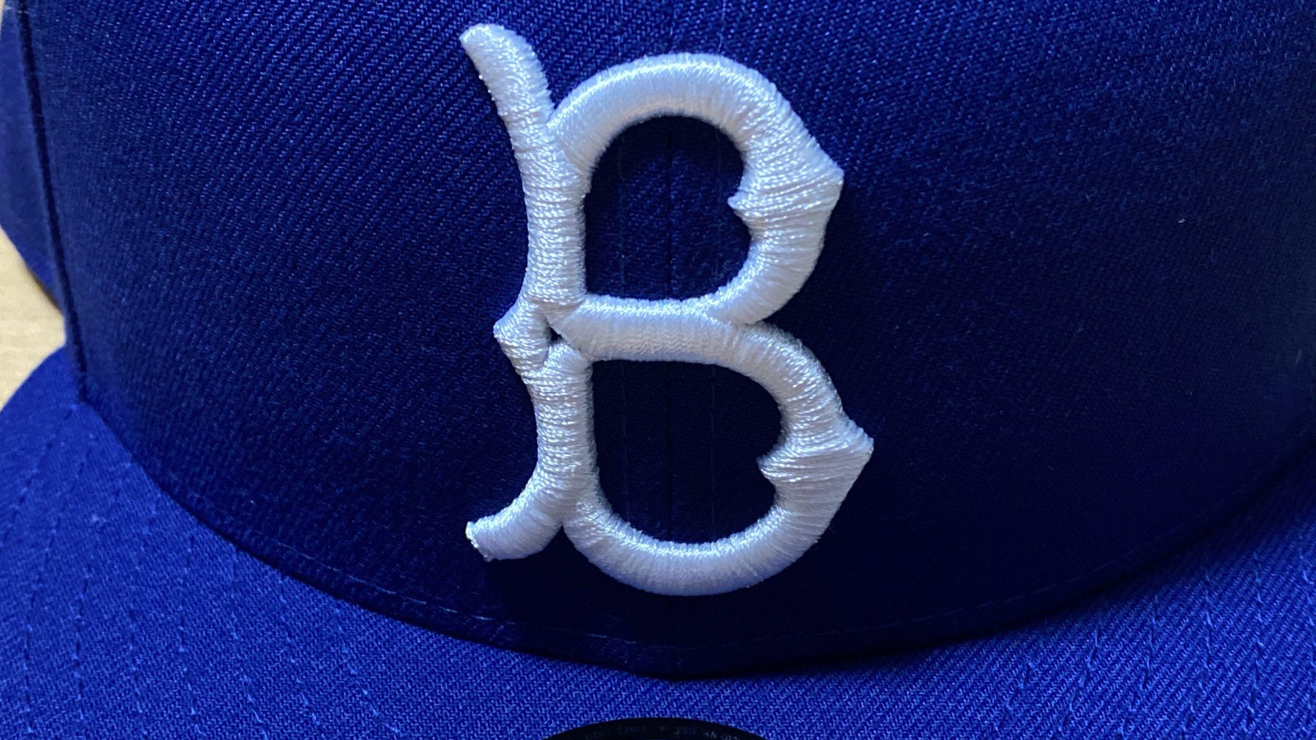 NEW ERA ブルックリン・ドジャースのスナップバックキャップ