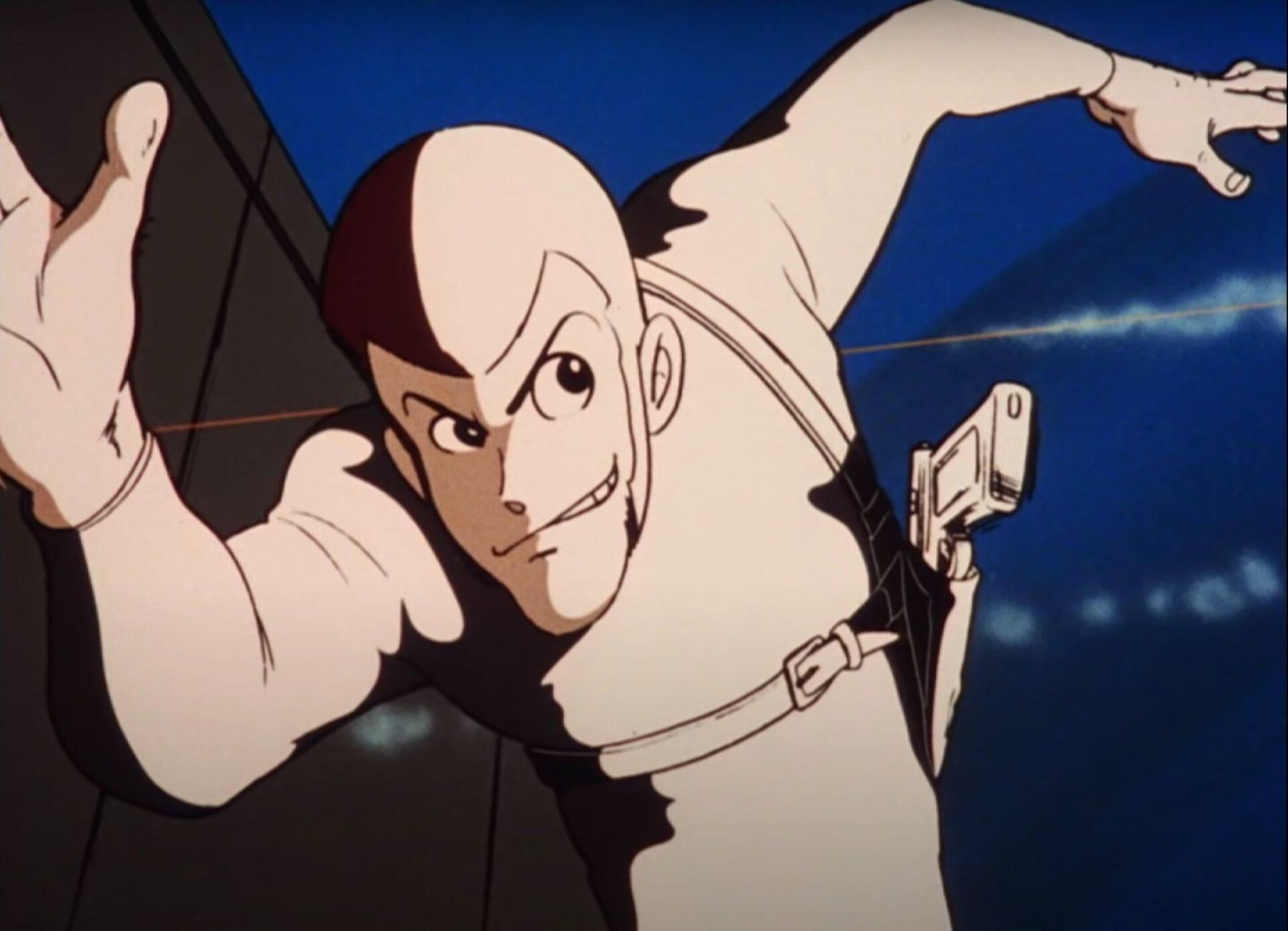 『ルパン三世』 <アニメ化50周年>を迎える前にU-NEXT<ユーネクスト>でおさらいを